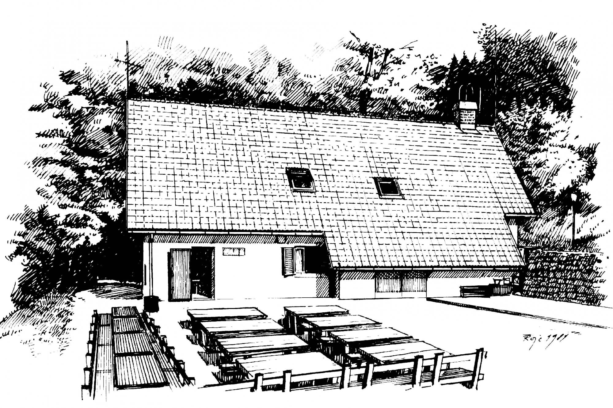 Planinski dom pri Gospodični na Gorjancih