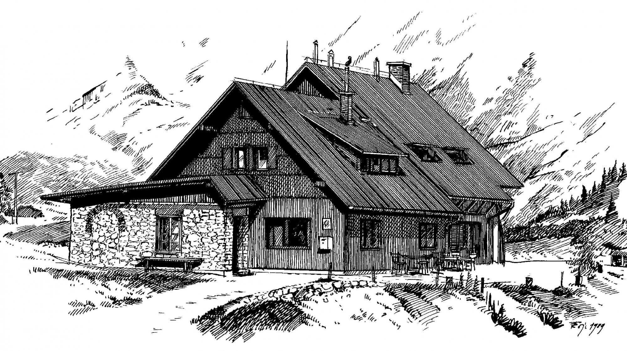 Poštarski dom na Vršiču
